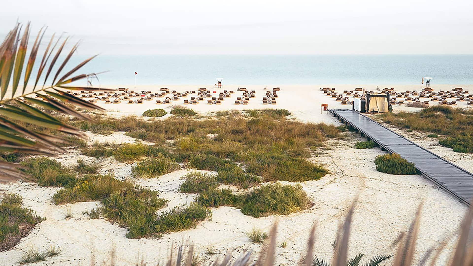Park Hyatt Abu Dhabi Shala Beach Lounge