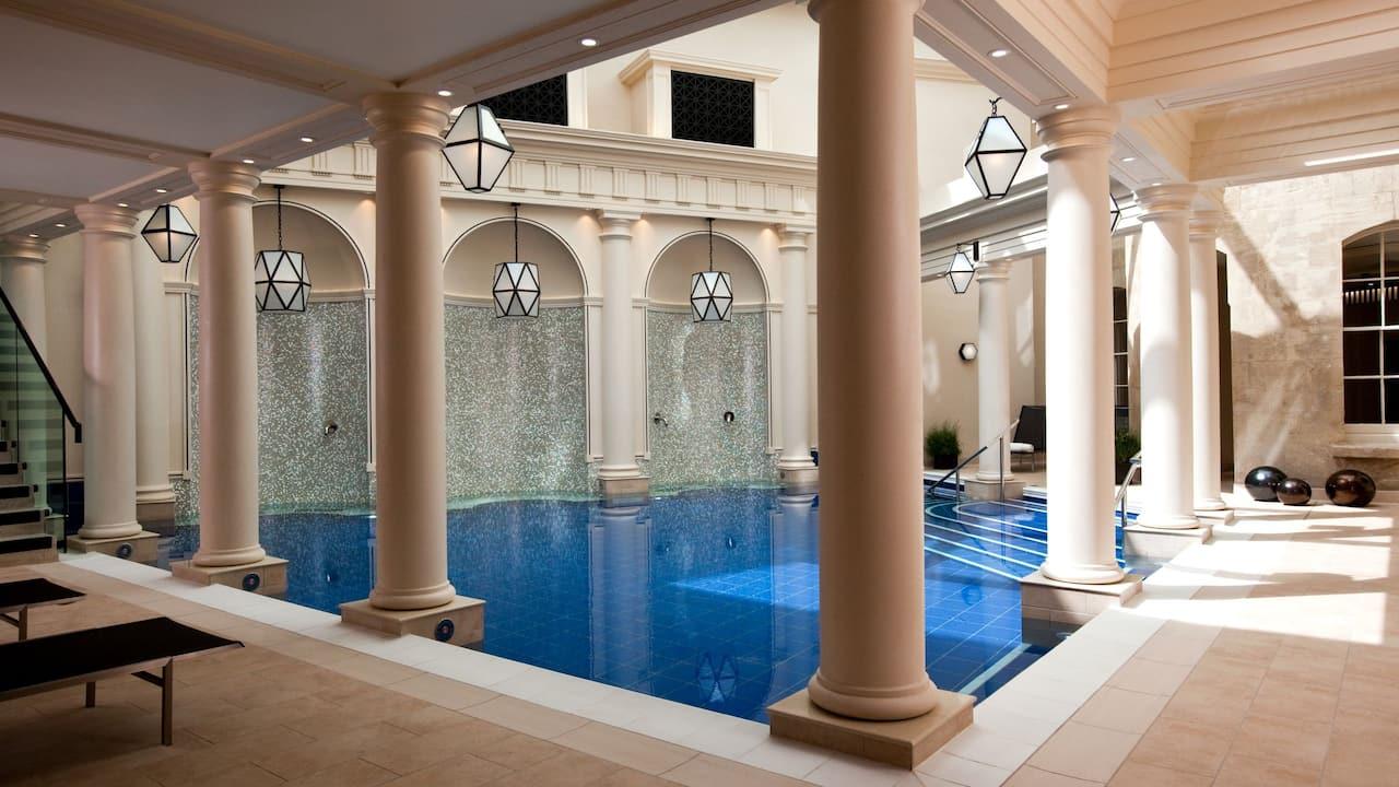 Thermal Bath Pool