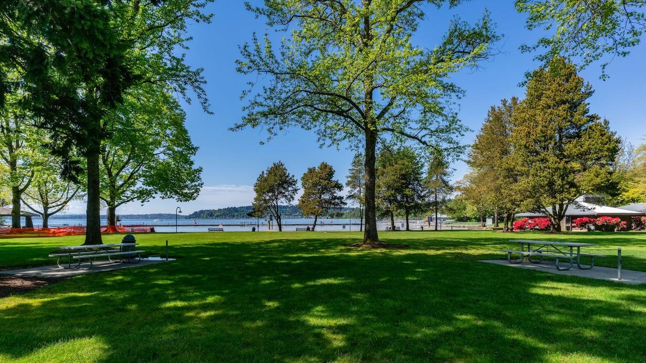 Gene Coulon Park by Hyatt Regency Lake Washington