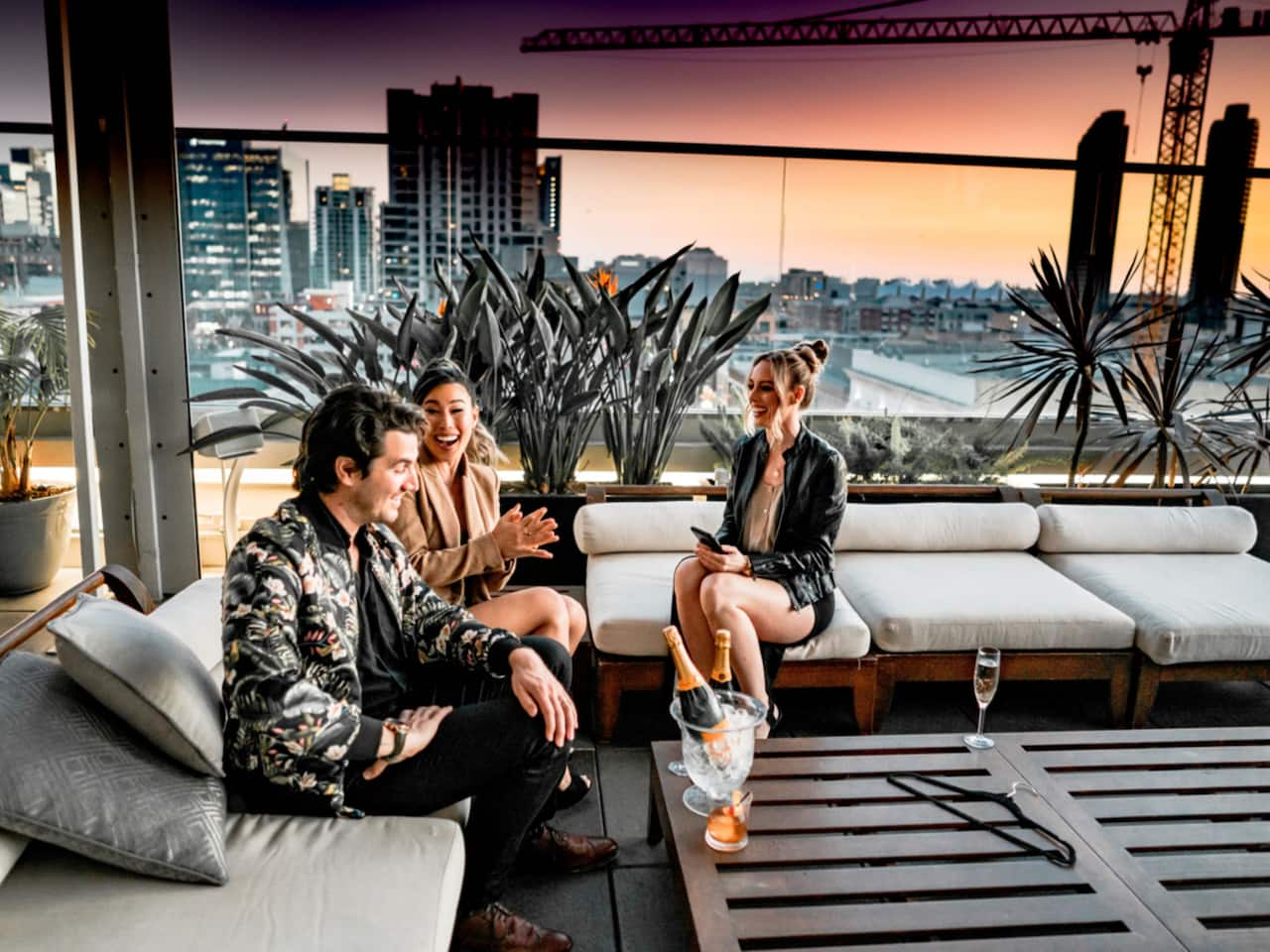 Andaz San Diego Rooftop