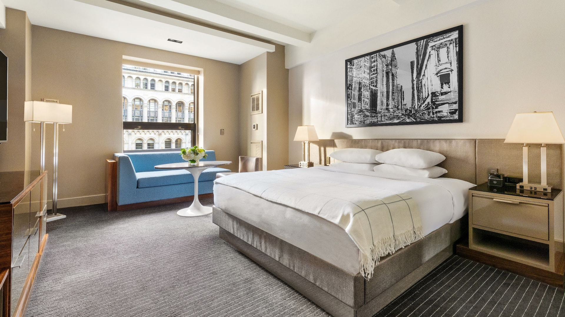 Grand Hyatt New York Double Deluxe