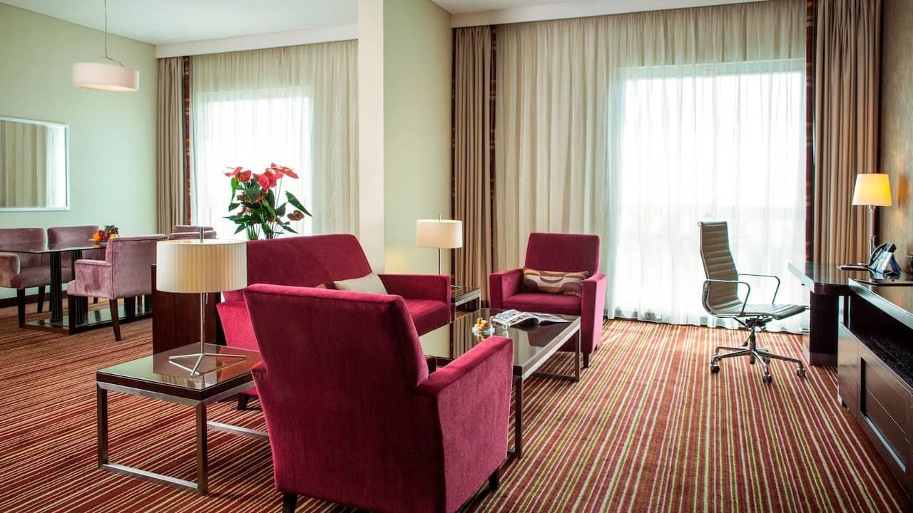 Oryx Suite Living Room