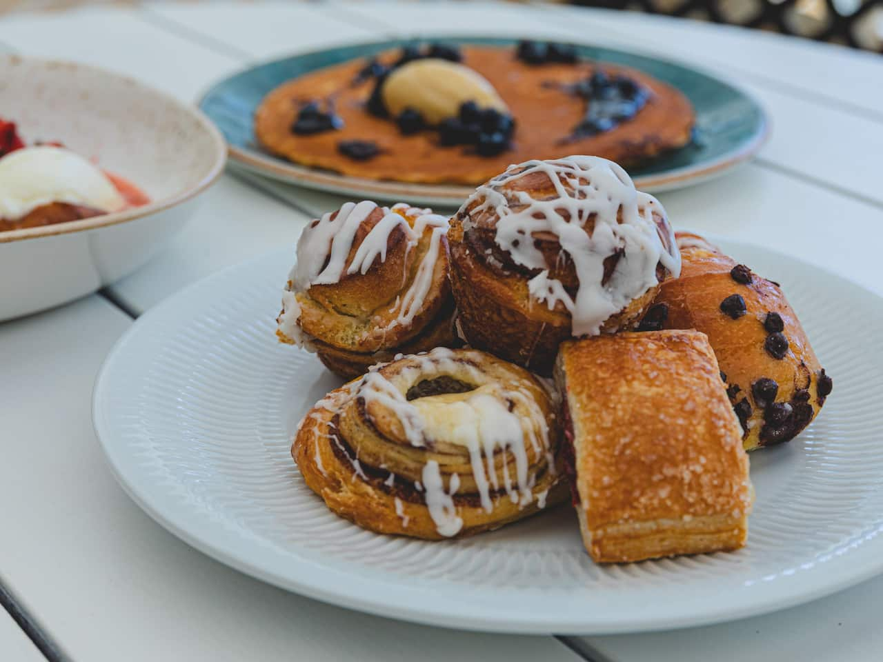 Assorted Breakfast Pastries