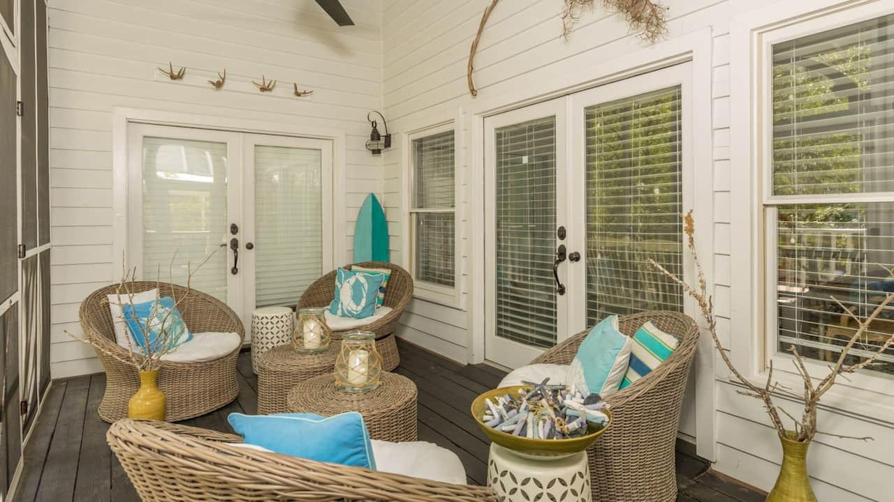 Deluxe 3 Bedroom Resort View, Home