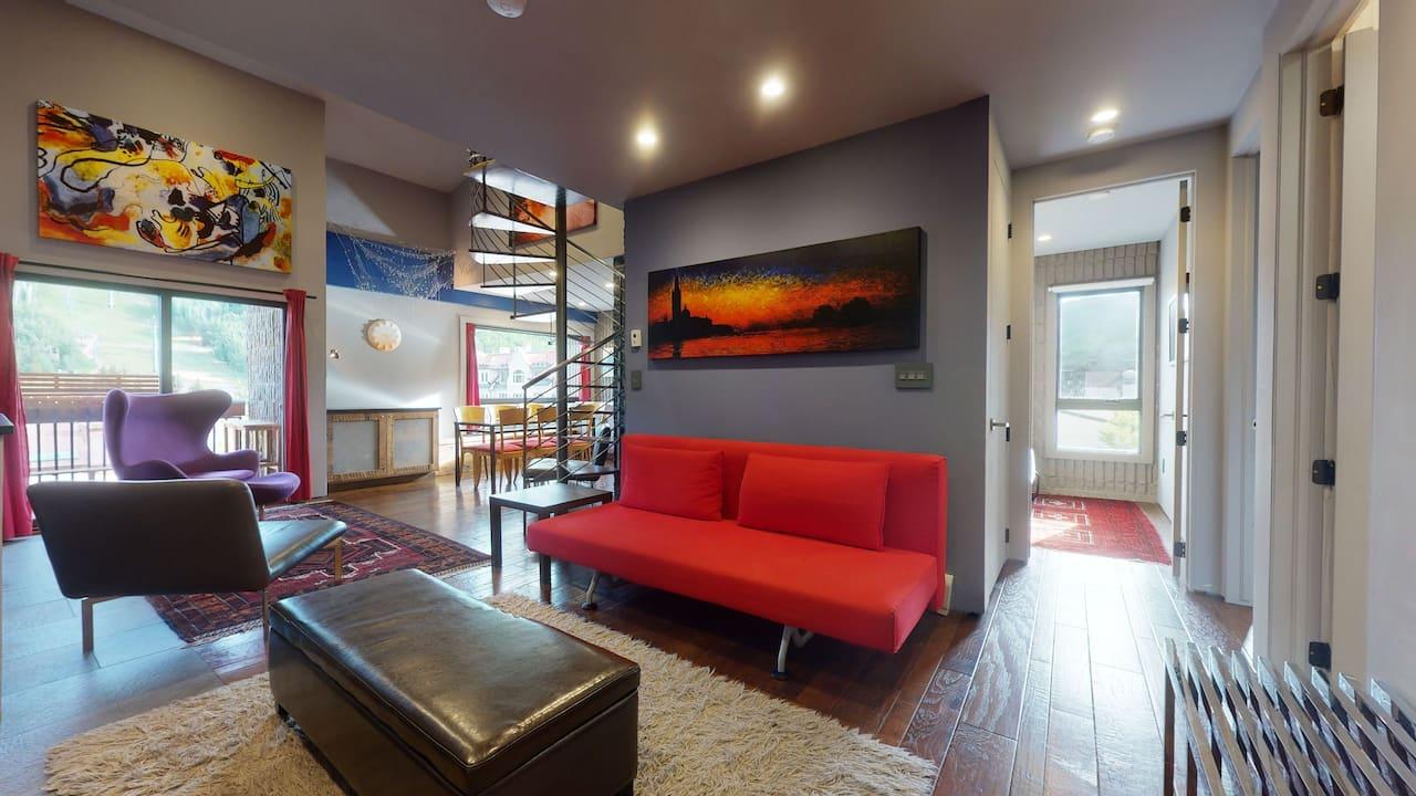 601 Living Area