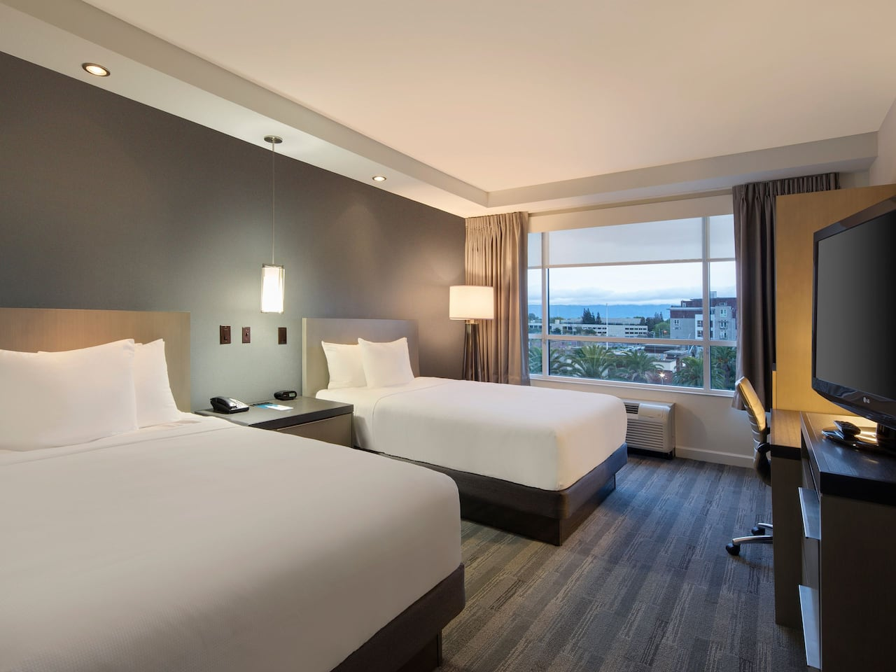 Hyatt House San Jose / Silicon Valley suite