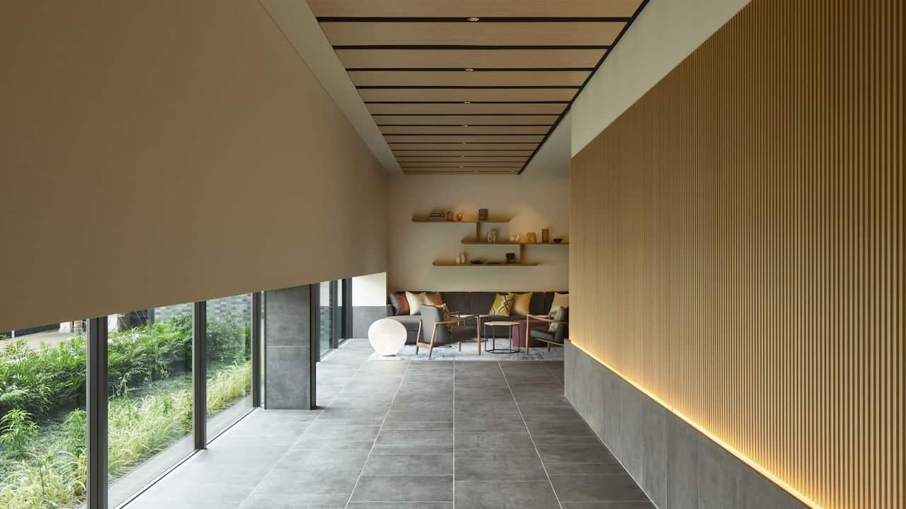Hyatt House Kanazawa Corridor