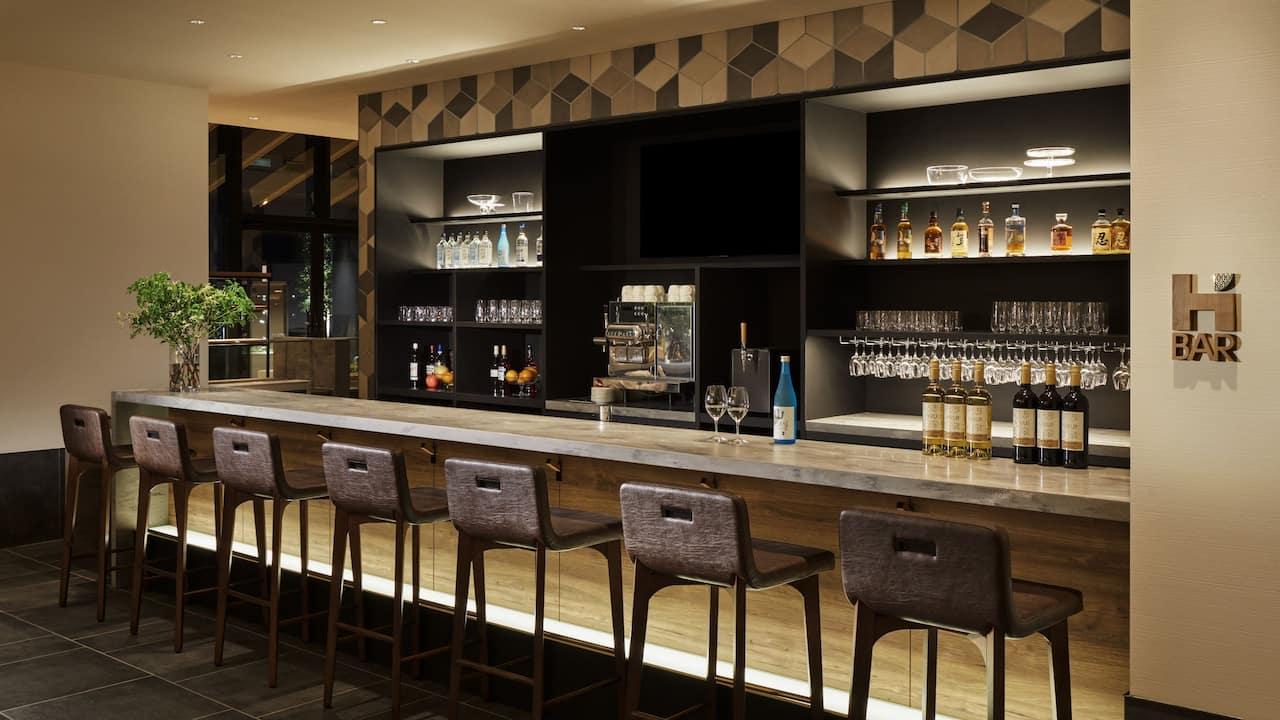Hyatt House Kanazawa H Bar