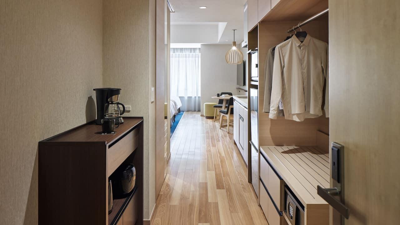 Hyatt House Kanazawa Room
