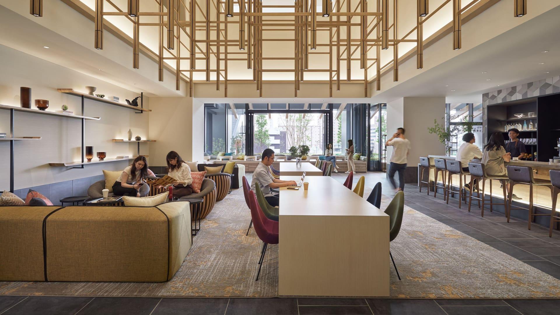Hyatt House Kanazawa Coworking