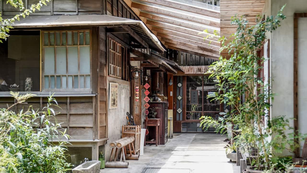 青田街 Qingtian Street