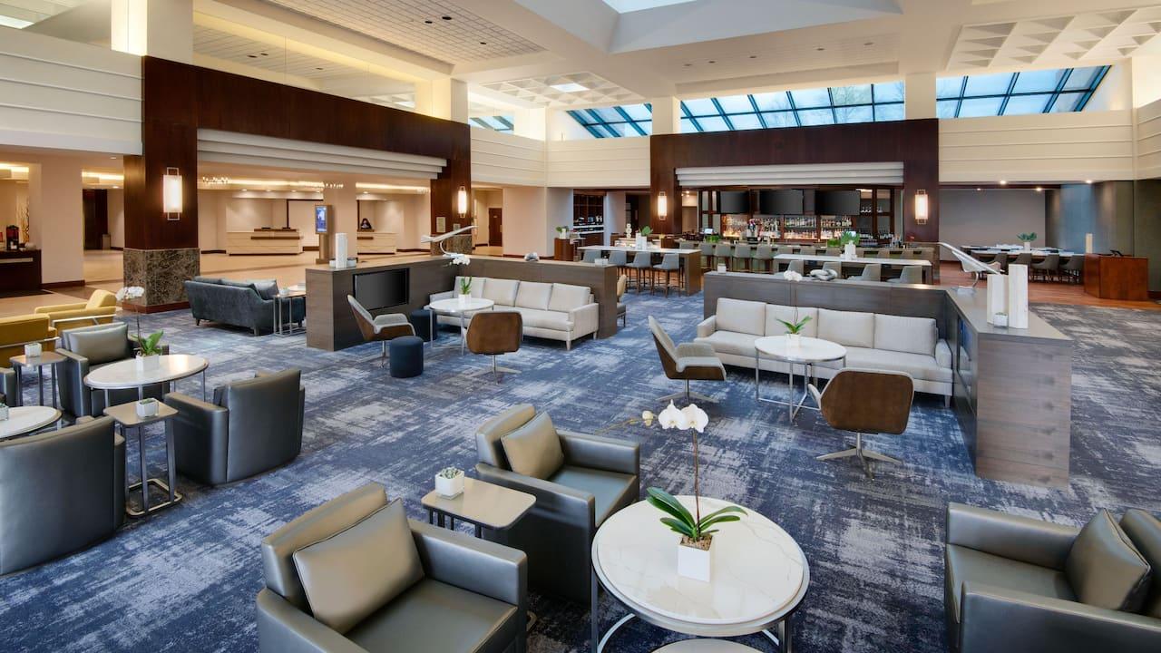 Lobby Atrium Wide