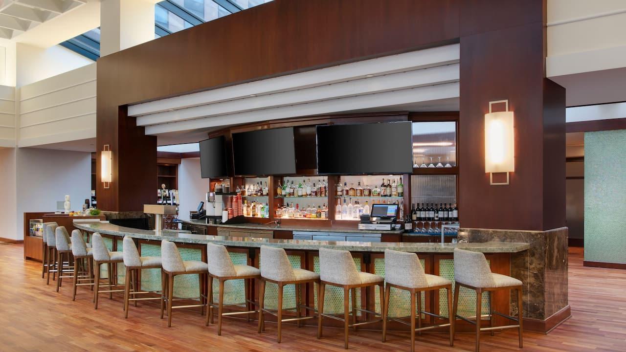Lobby Bar Angle