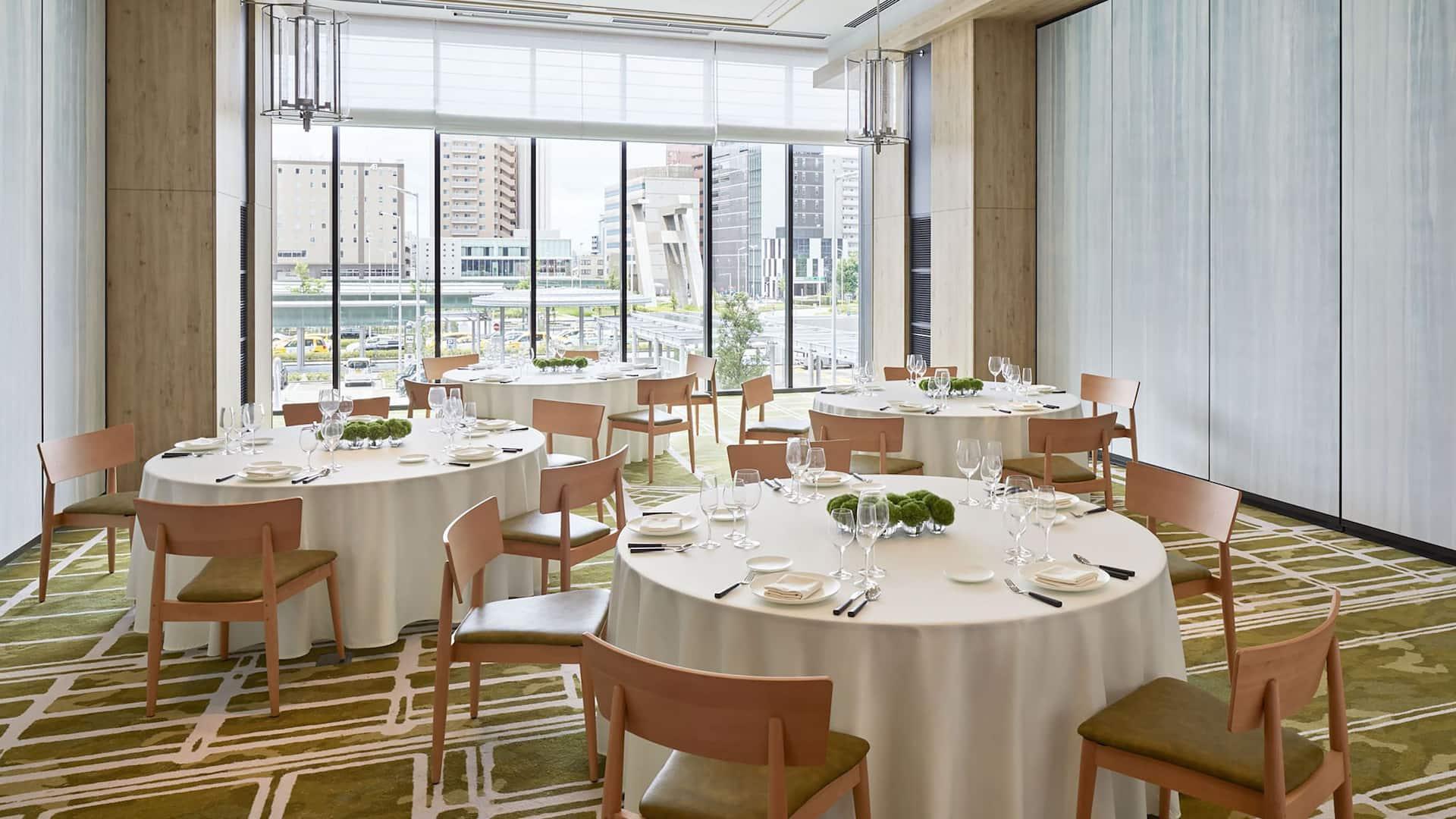 Event Banquet Daytime