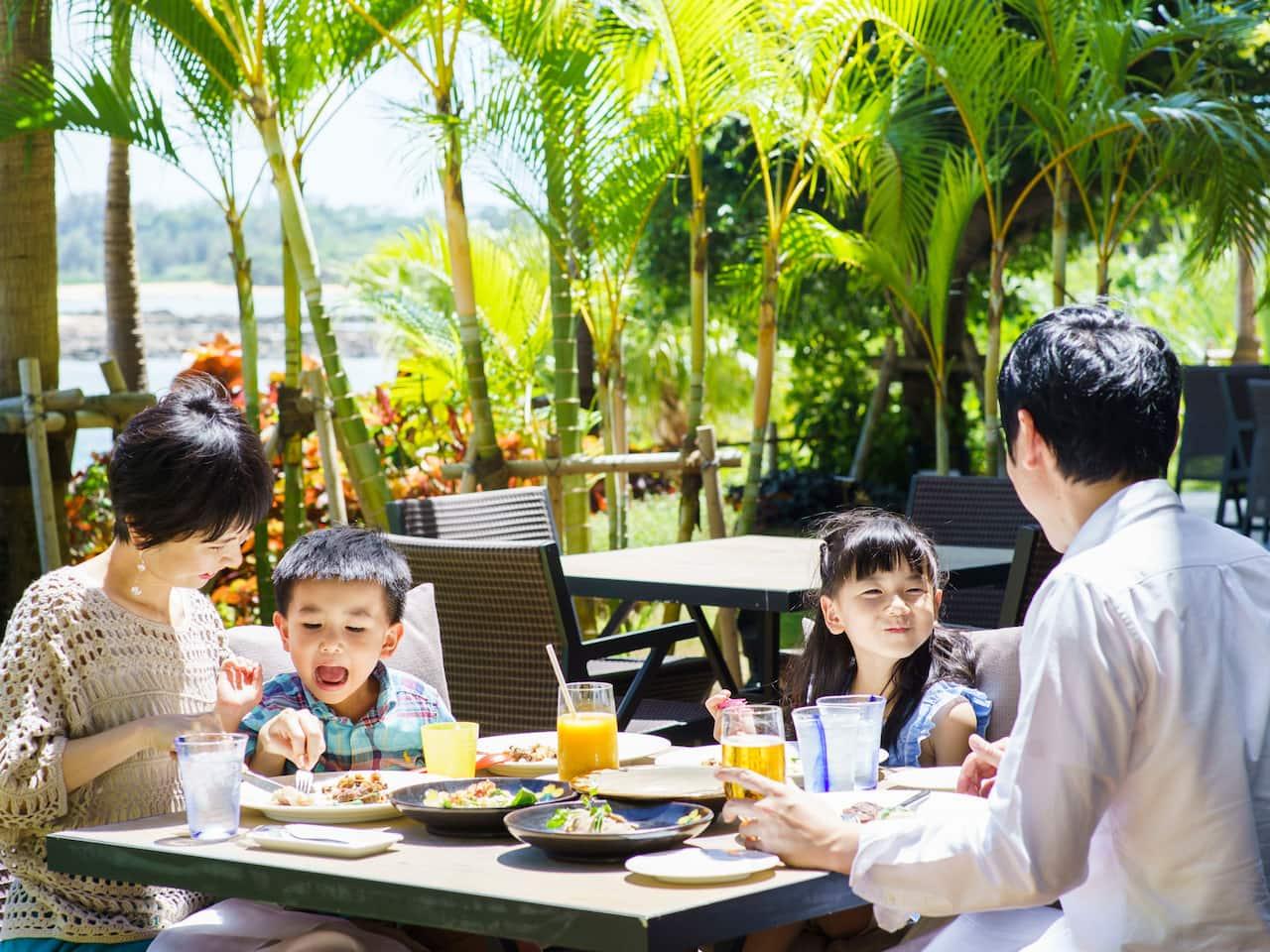 Hyatt Regency Seragaki Island Okinawa Sarale All Day Dining