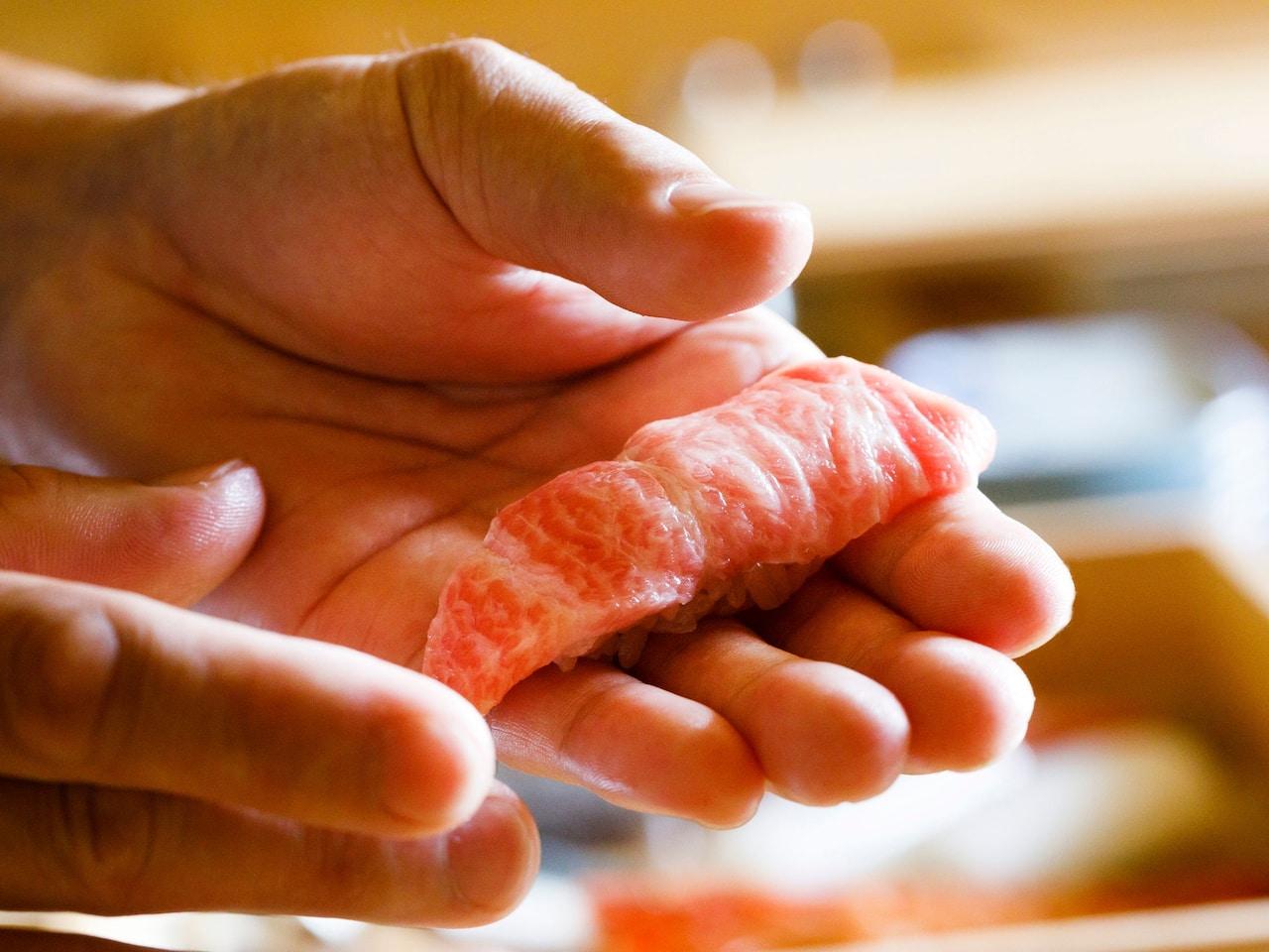 Hyatt Regency Seragaki Island Okinawa Shirakachi Sushi