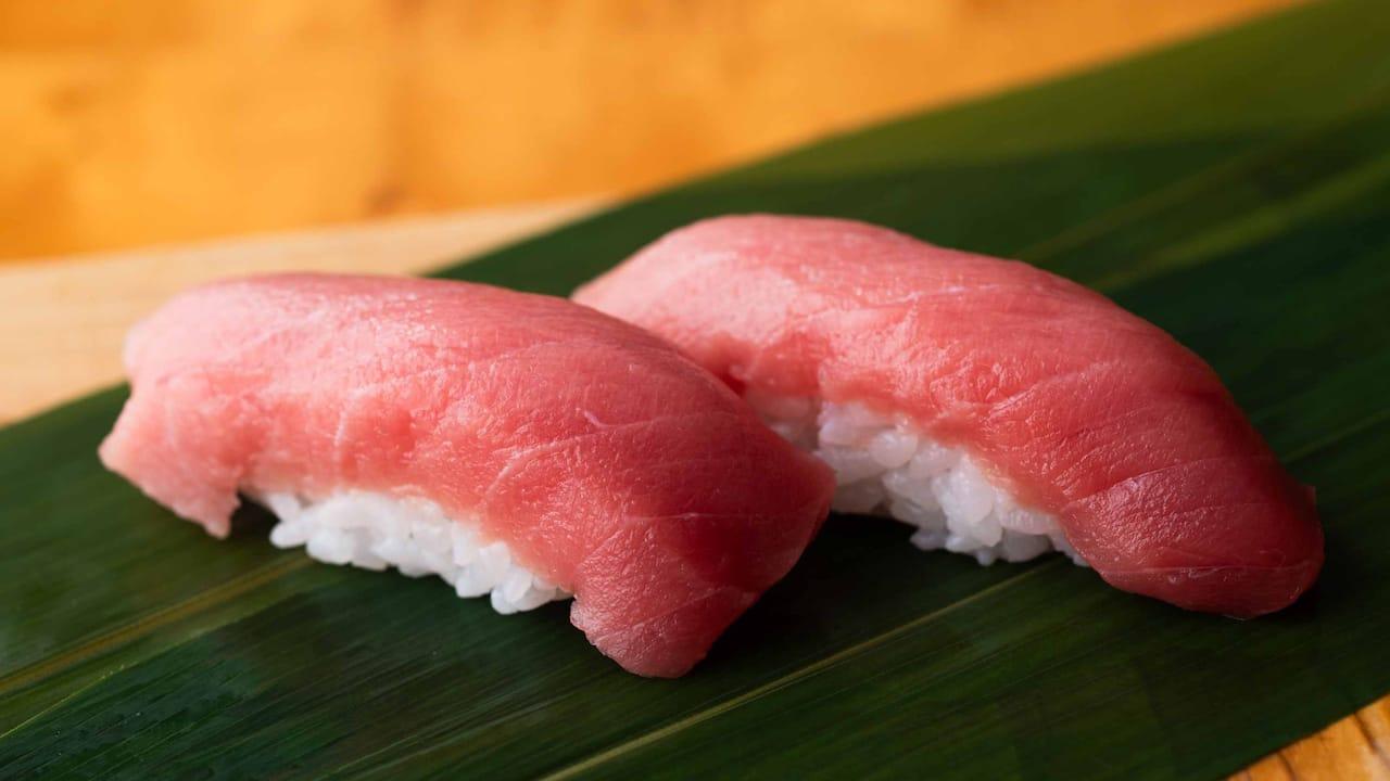 Hyatt Regency Hakone Resort & Spa| Dining Room Sushi Nigiri