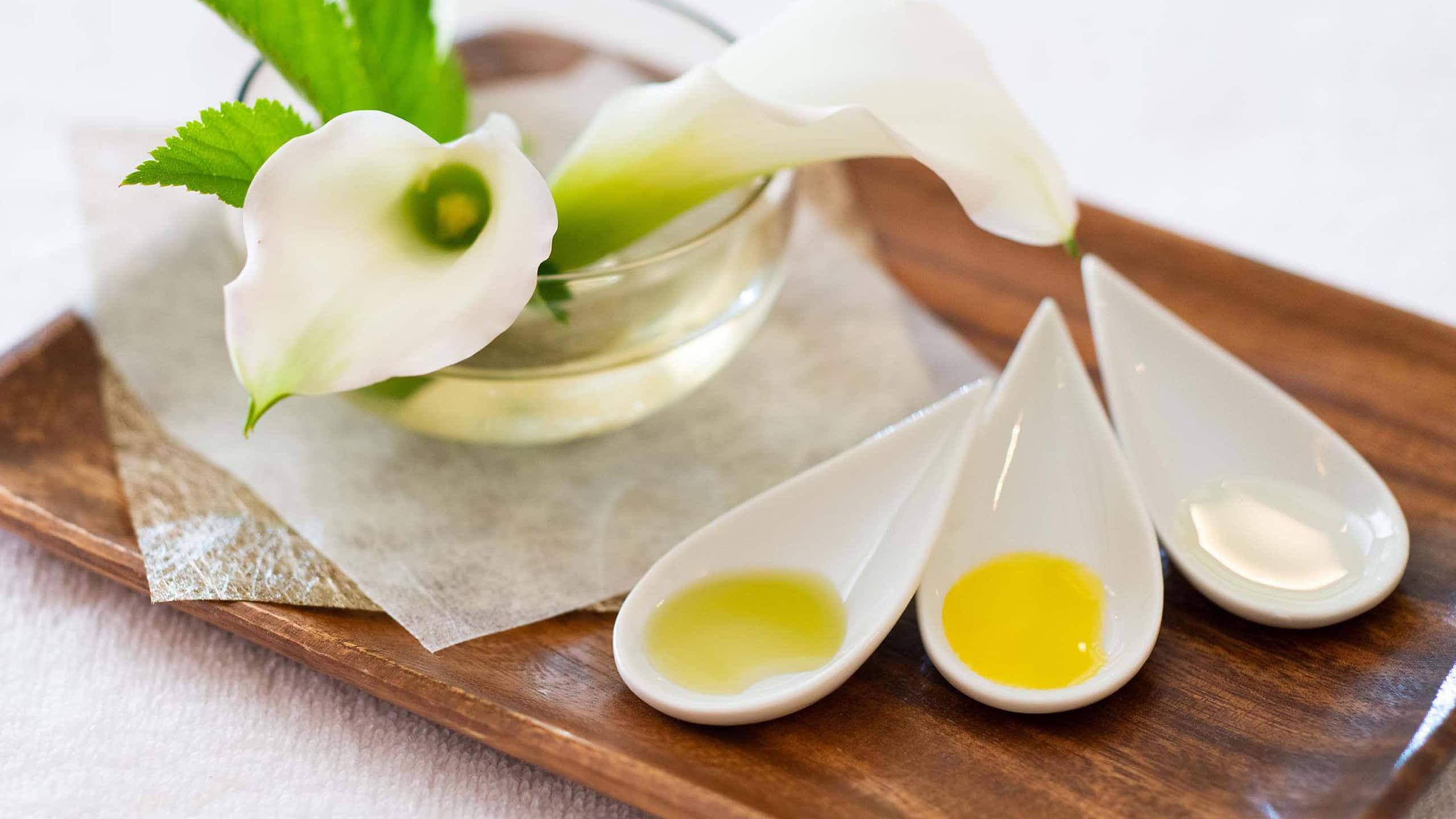 Hyatt Regency Hakone Resort & Spa| Izumi original seed oil