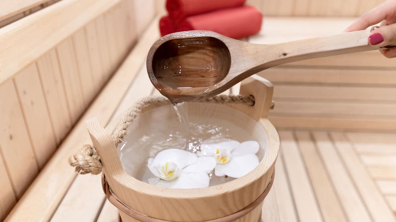 Sauna Room Bucket