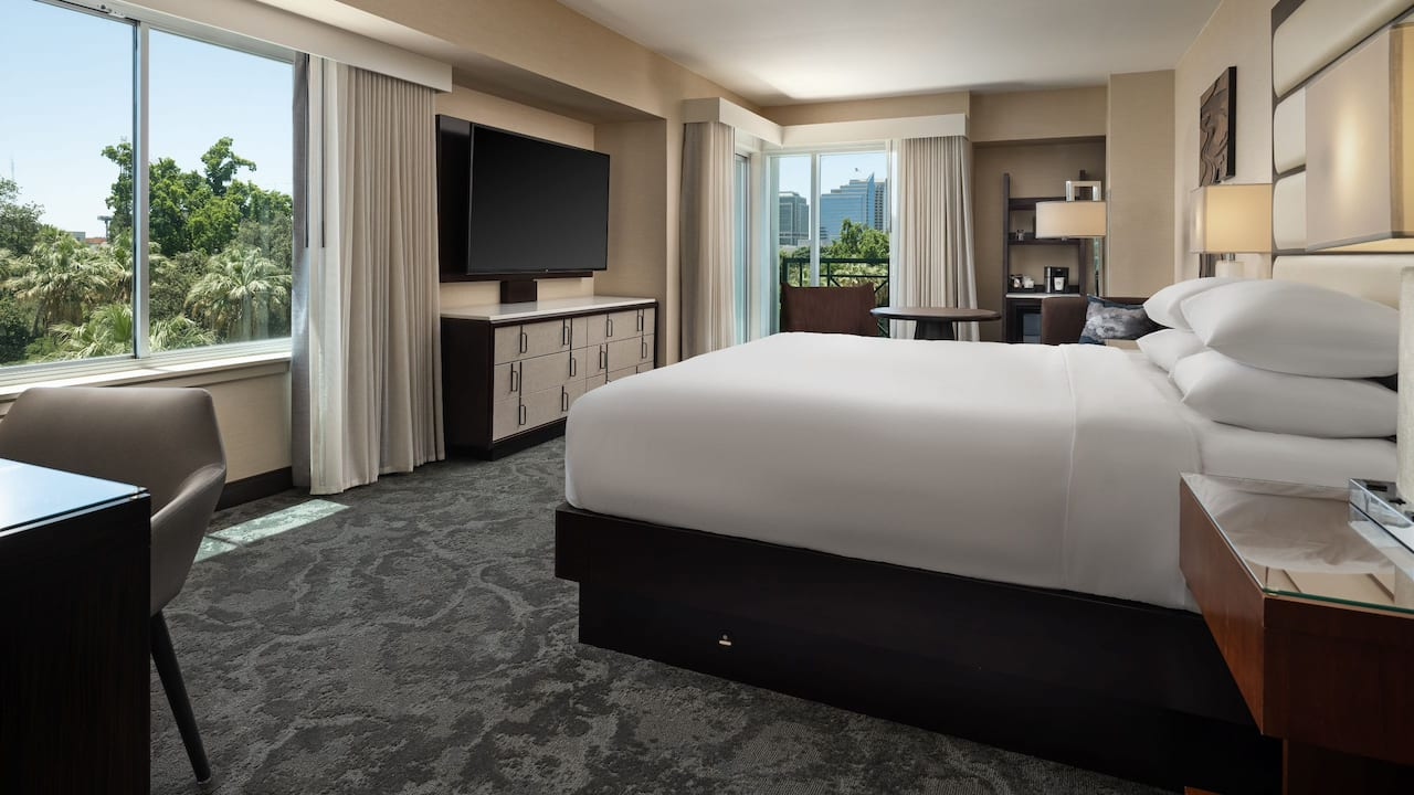 Executive King Guestroom
