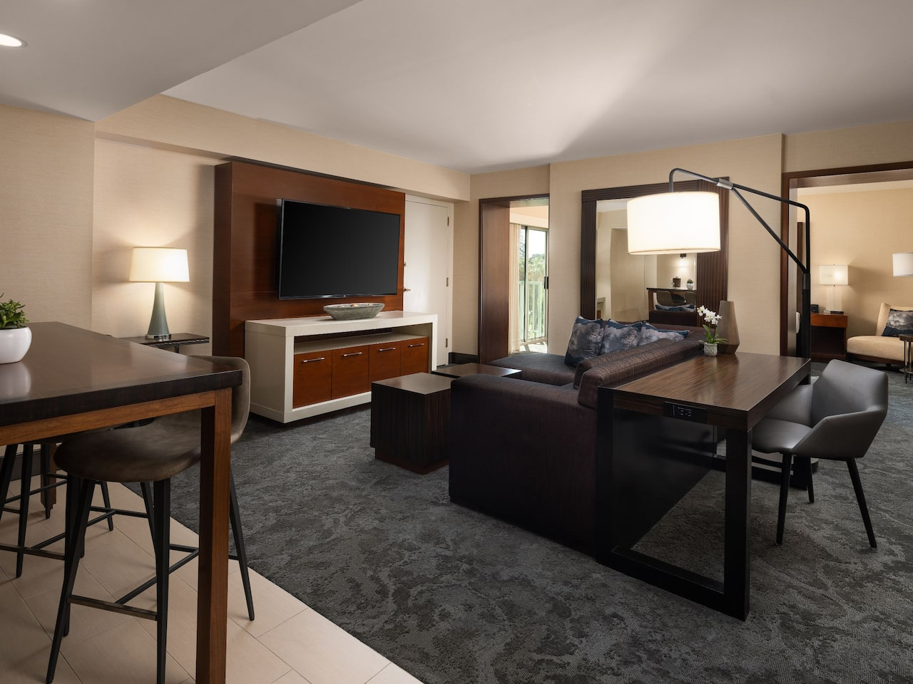 Suite Hyatt Regency Sacramento