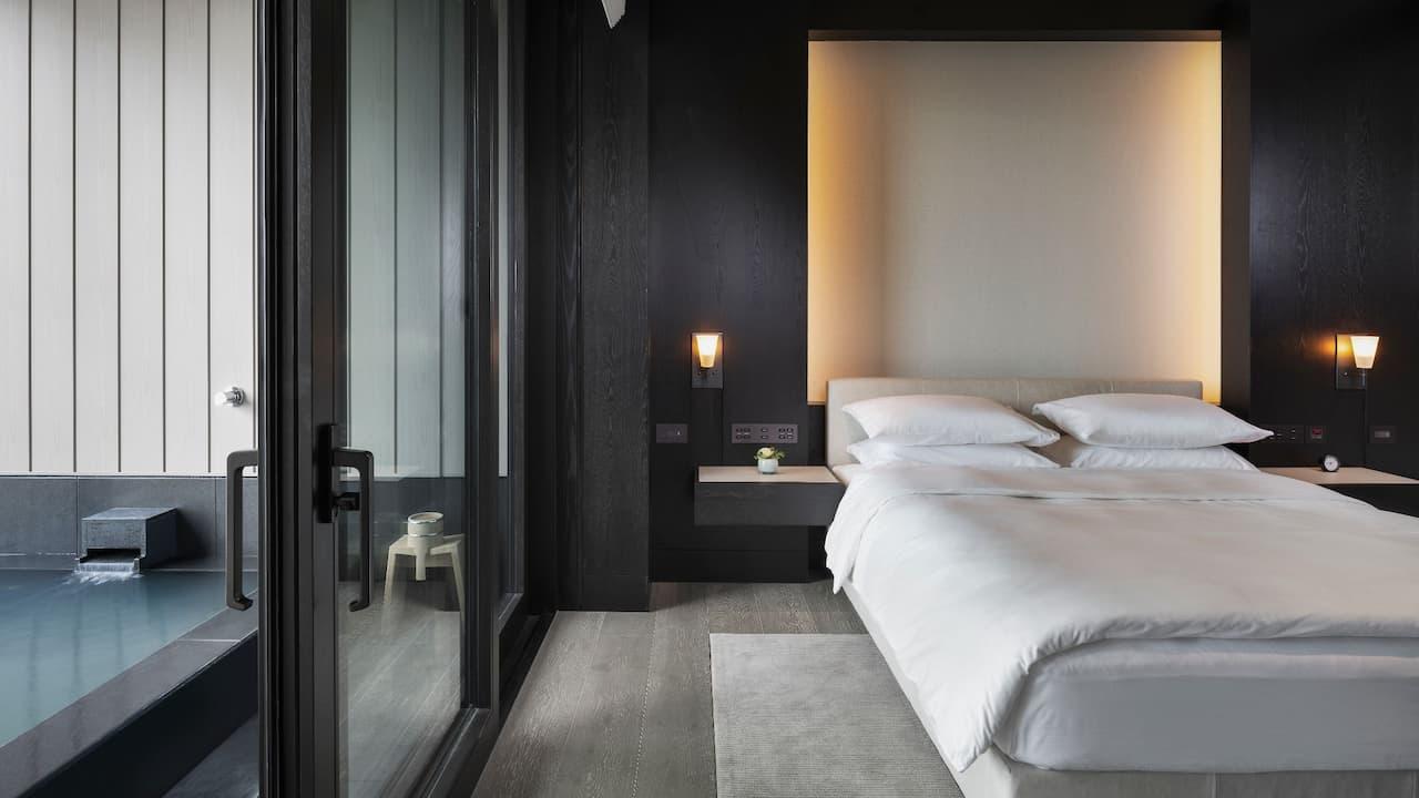 1 King Studio Residence Onsen