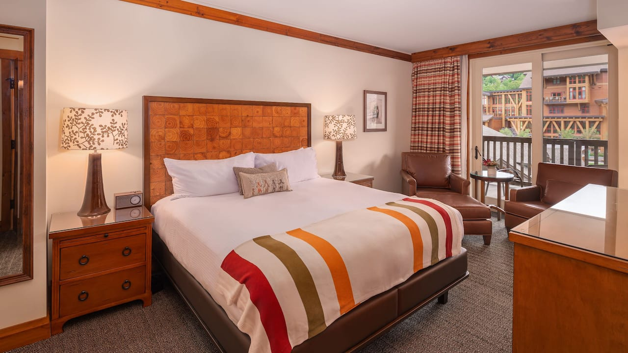 The Lodge at Spruce Creek, Classic Guestroom