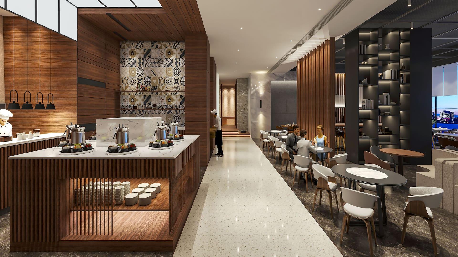 UrCove Shanghai Wujiaochang Buffet
