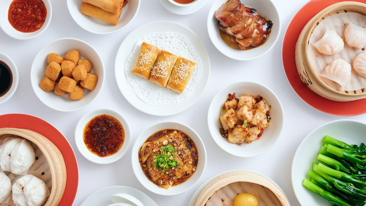 The Chinese Restaurant All You Can Eat Dimsum