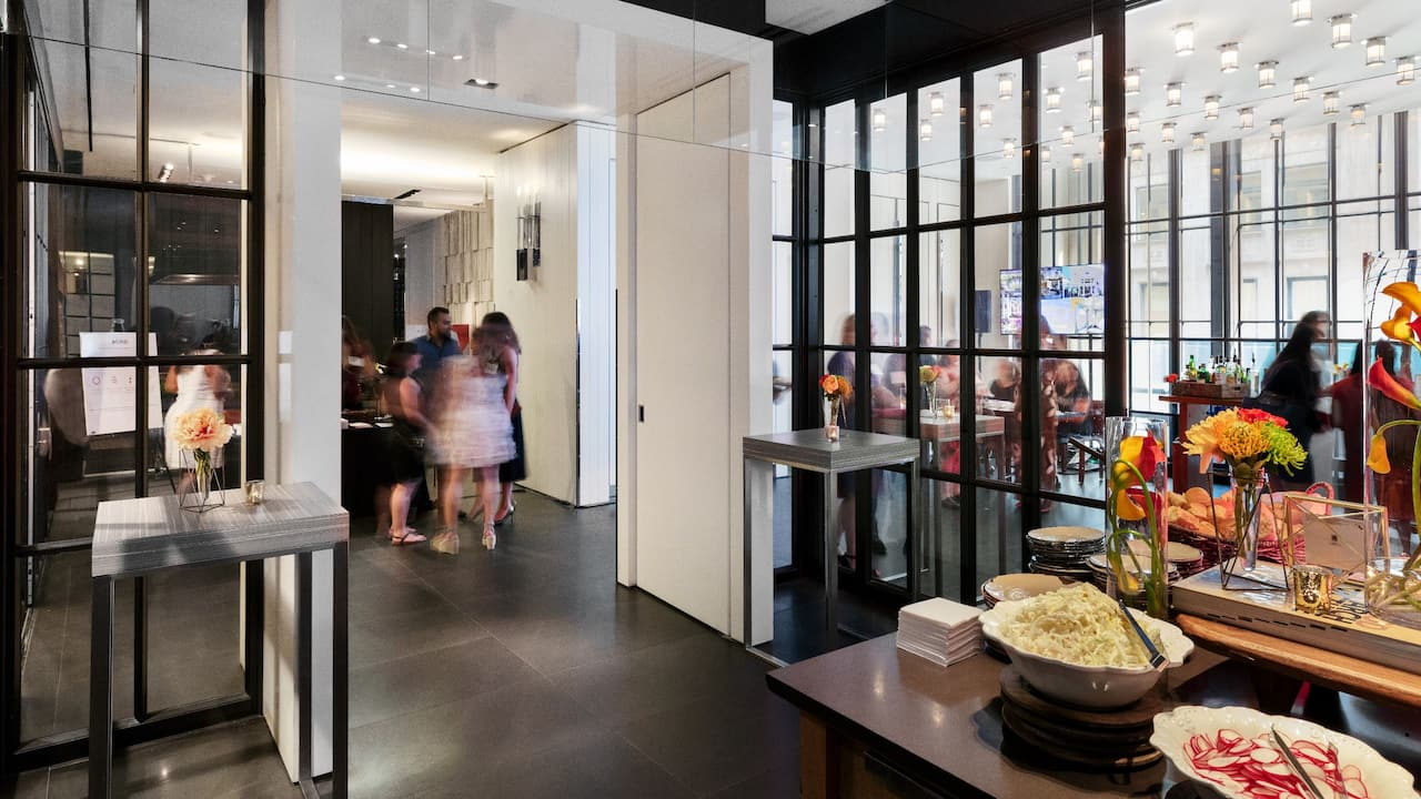 Catering Andaz 5th Avenue