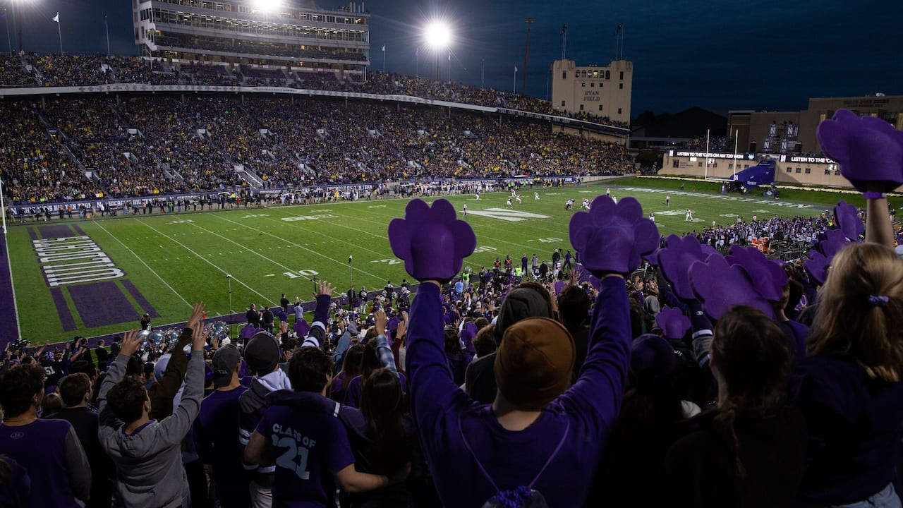 Northwestern Fans