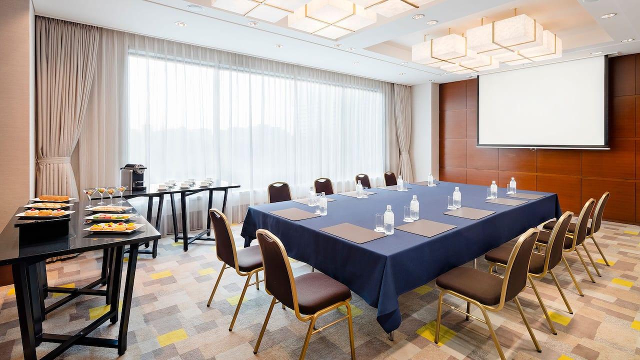 Sengoku Meeting Style