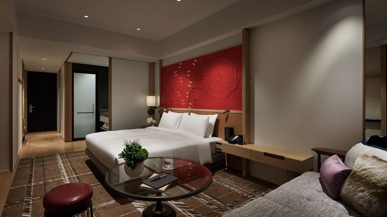 Standard King Bed at Hyatt Centric Kanazawa