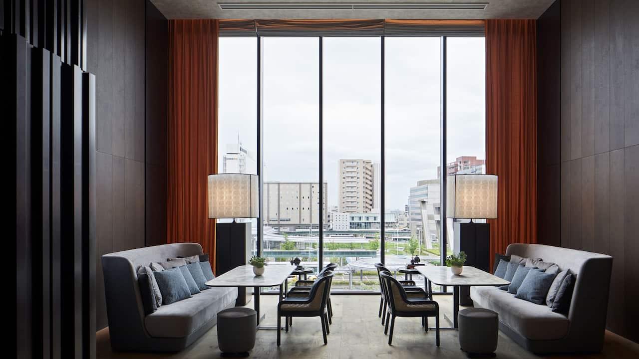Hyatt Centric Kanazawa FIVE Lounge