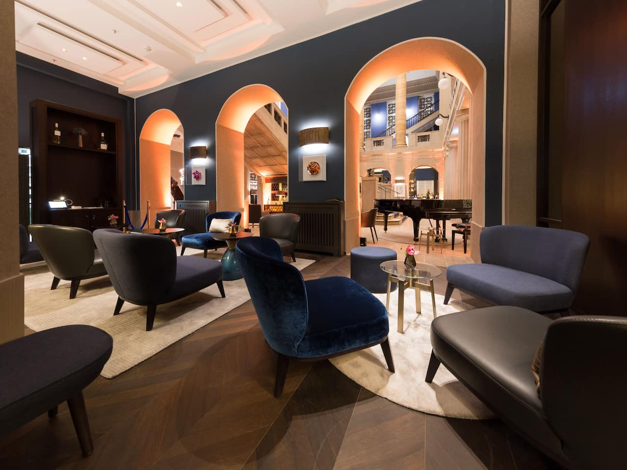 Wohnzimmer Bar