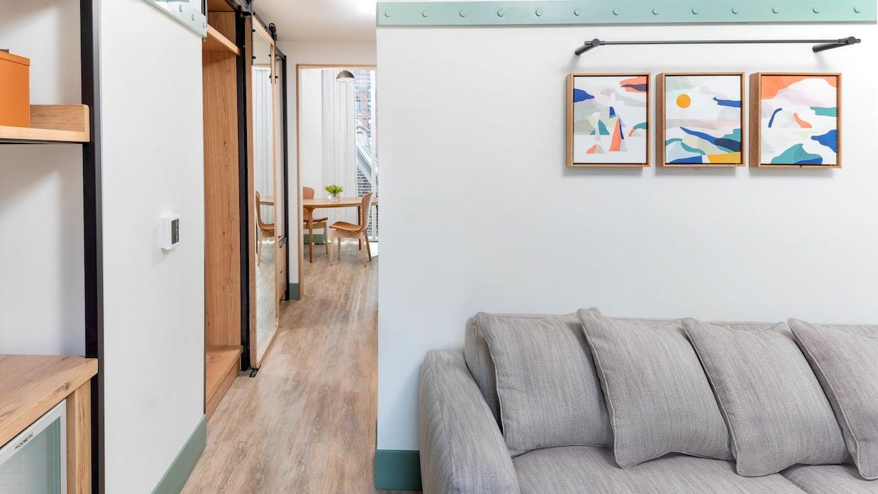 King Corner Living Room