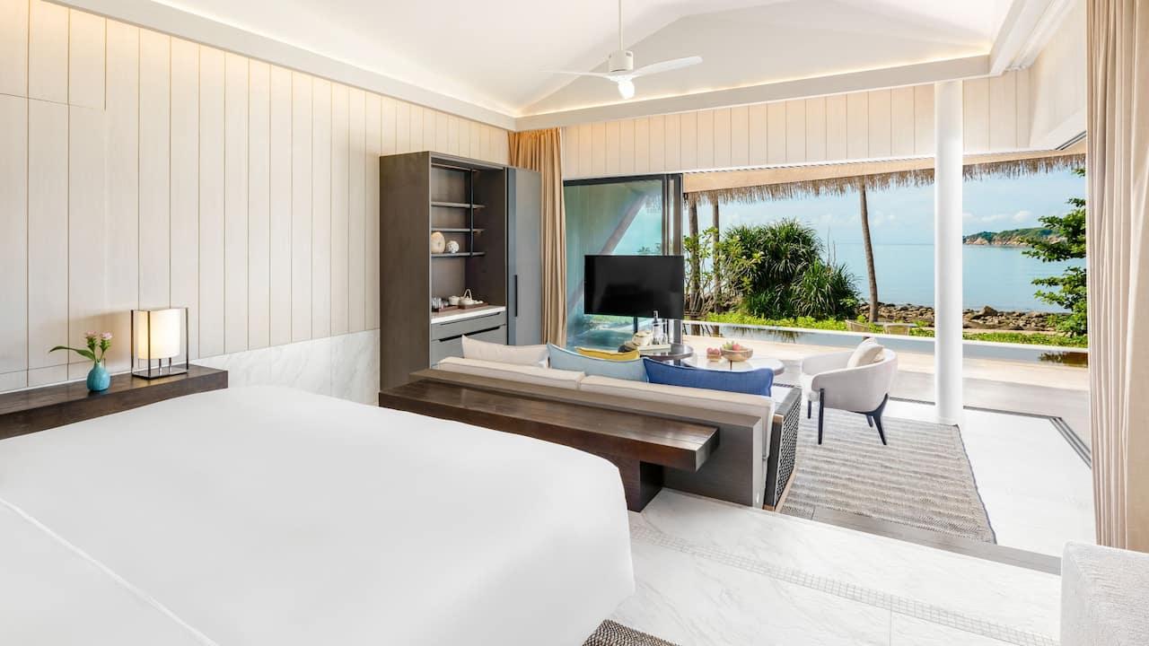Modern 1 Bedroom Executive Suite at Hyatt Regency Koh Samui