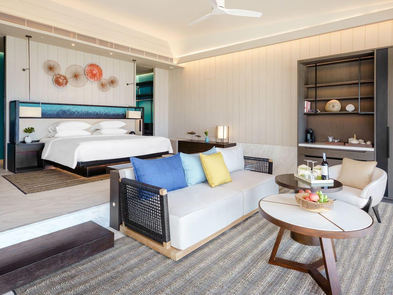 Ocean Front Pool Villa