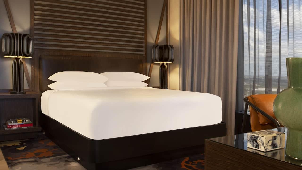 VP Suite Bedroom