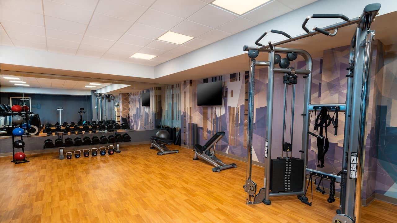 Hyatt House Nashville / Franklin - Cool Springs Fitness Room