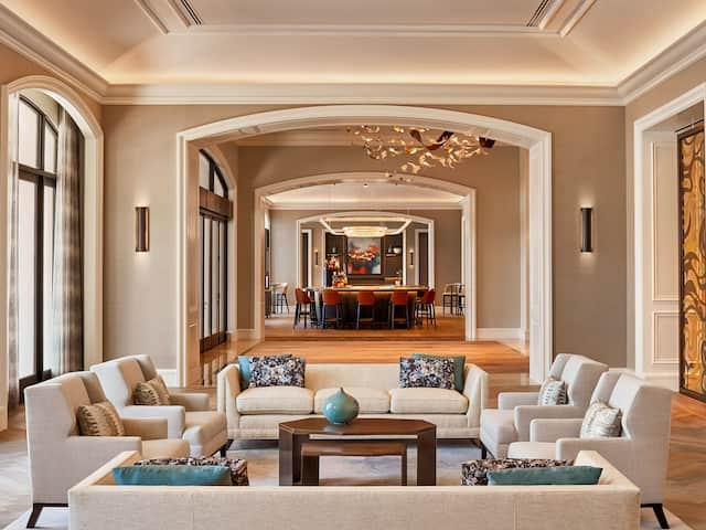 Park Hyatt Aviara Resort Lobby