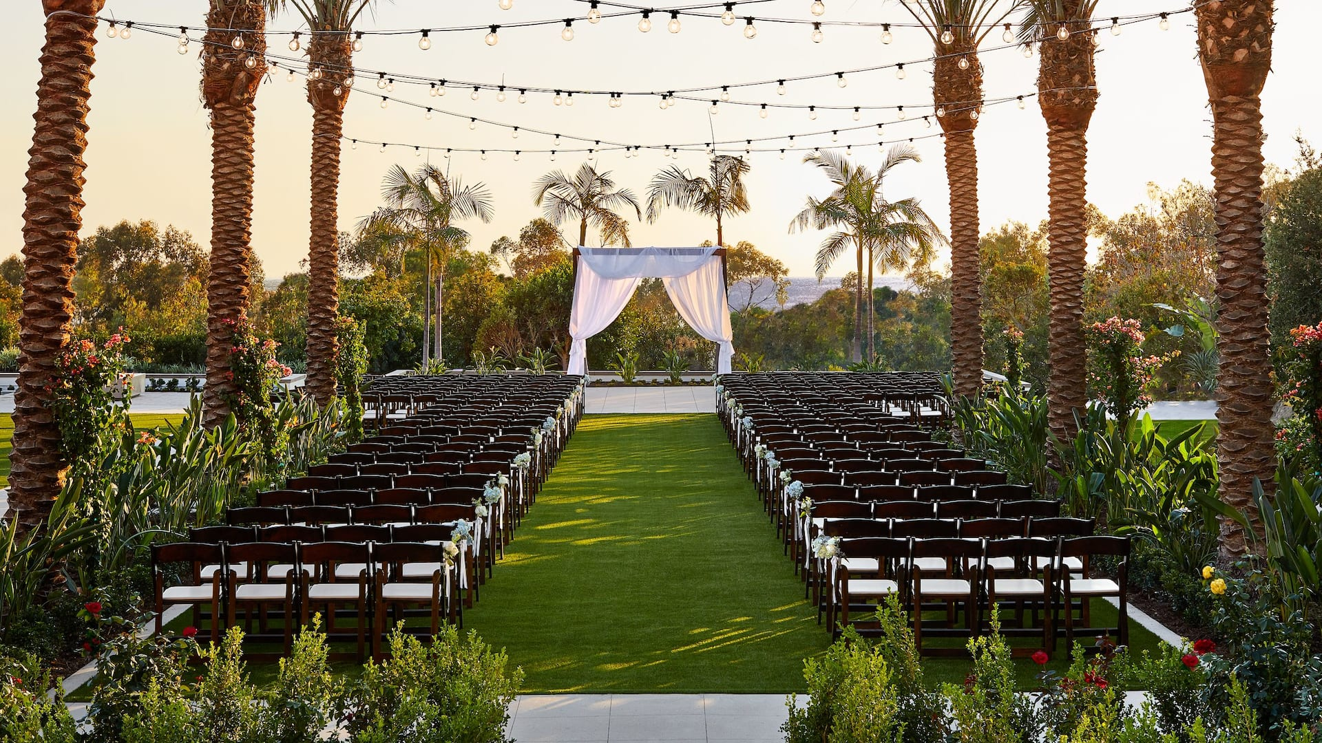 Park Hyatt Aviara Resort Carlsbad Wedding Venue