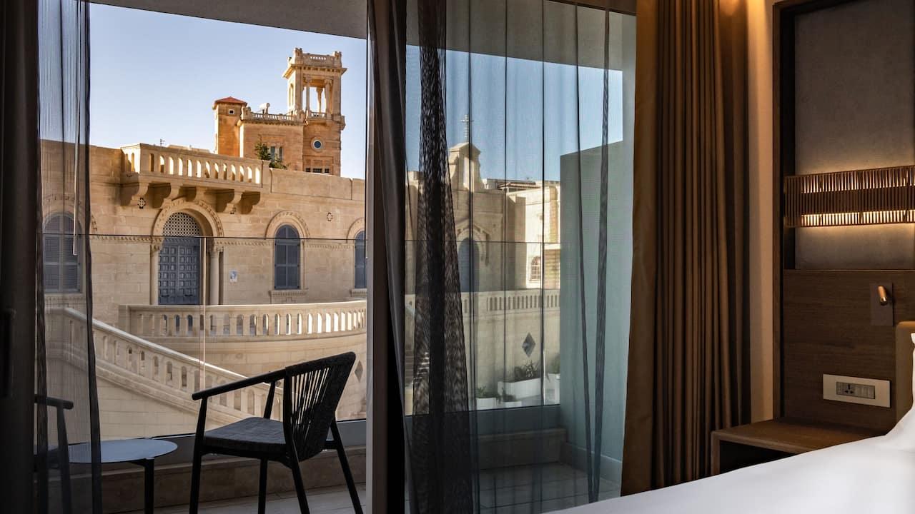 Hyatt Regency Malta view