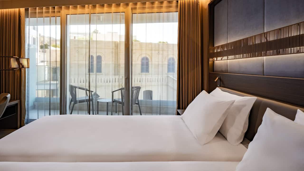 Hyatt Regency Malta Guestroom