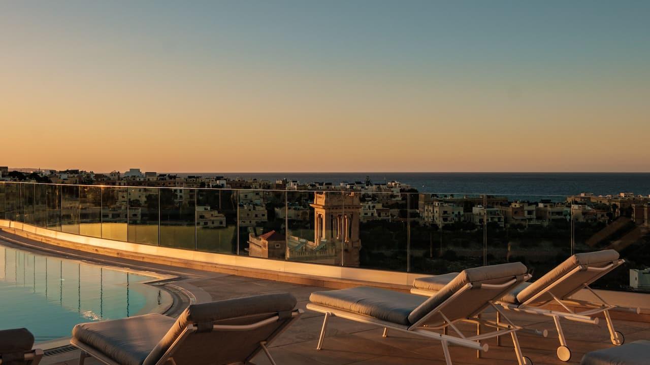 Hyatt Regency Malta Pool