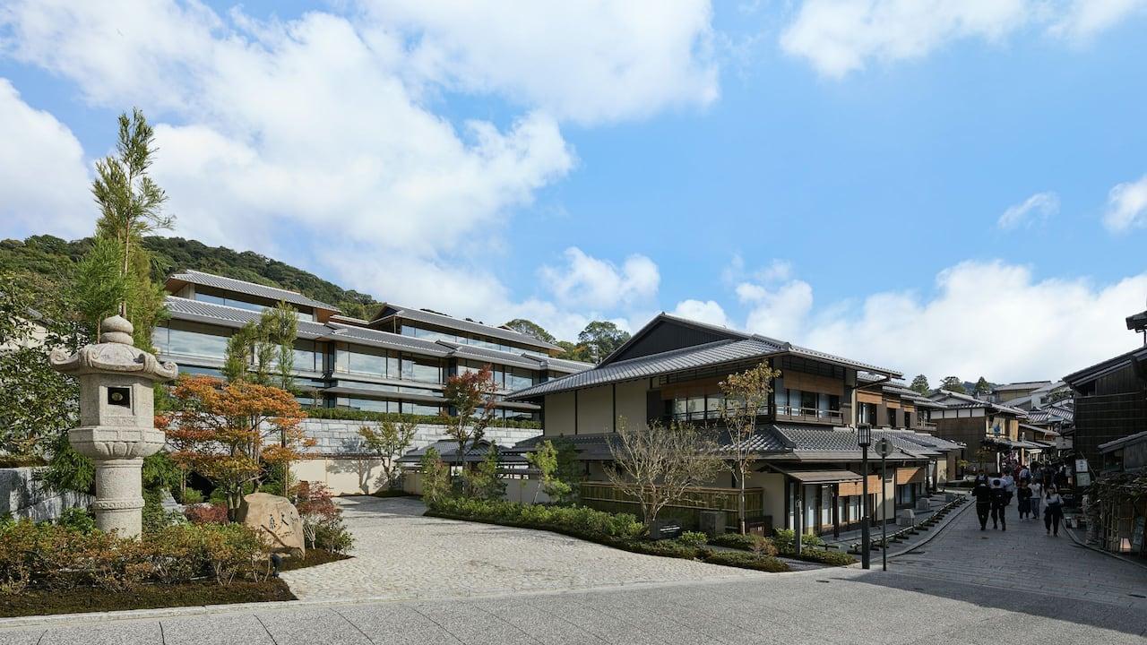 Park Hyatt Kyoto Exterior
