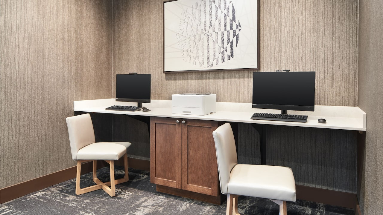 Hyatt Place Business Center