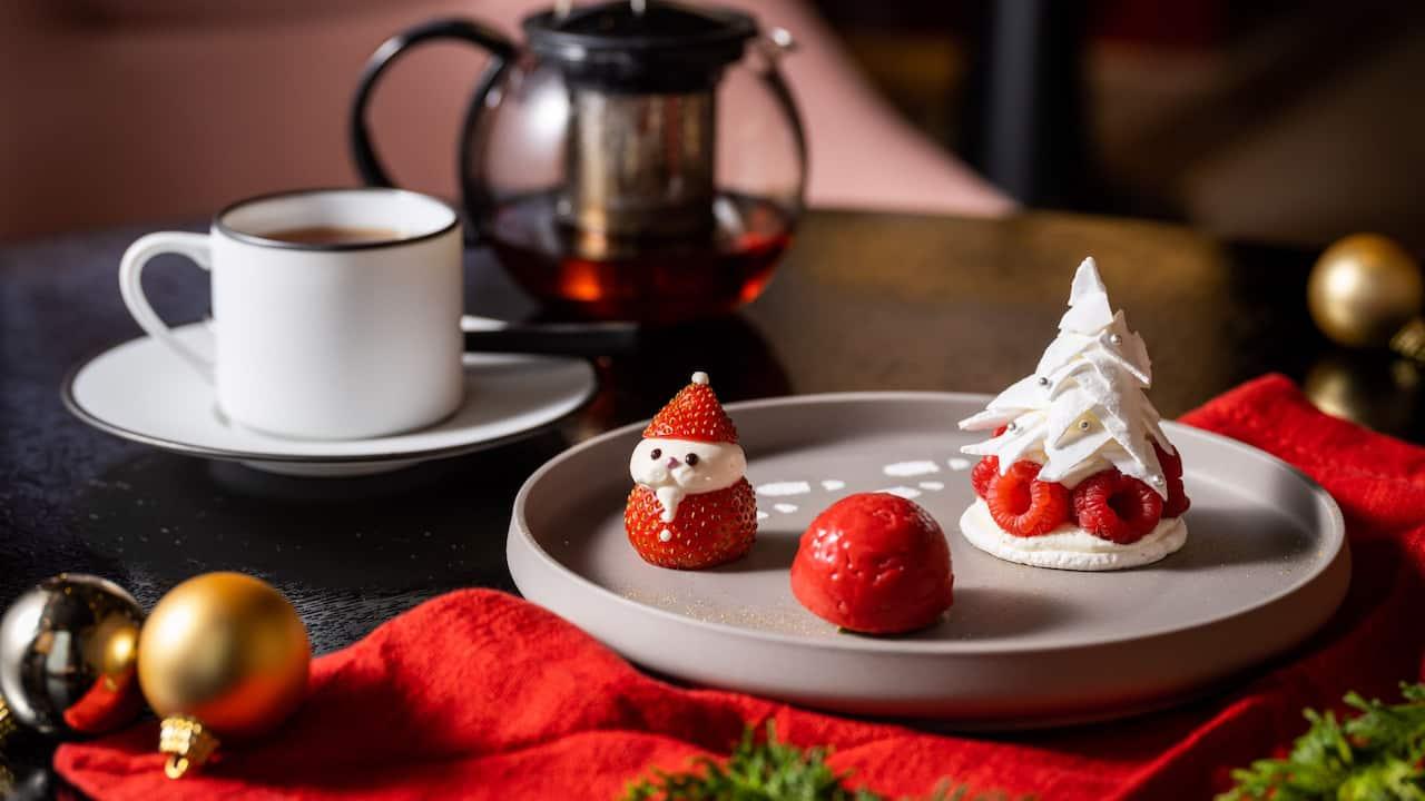 Hyatt Centric Kanazawa Christmas Dessert Set