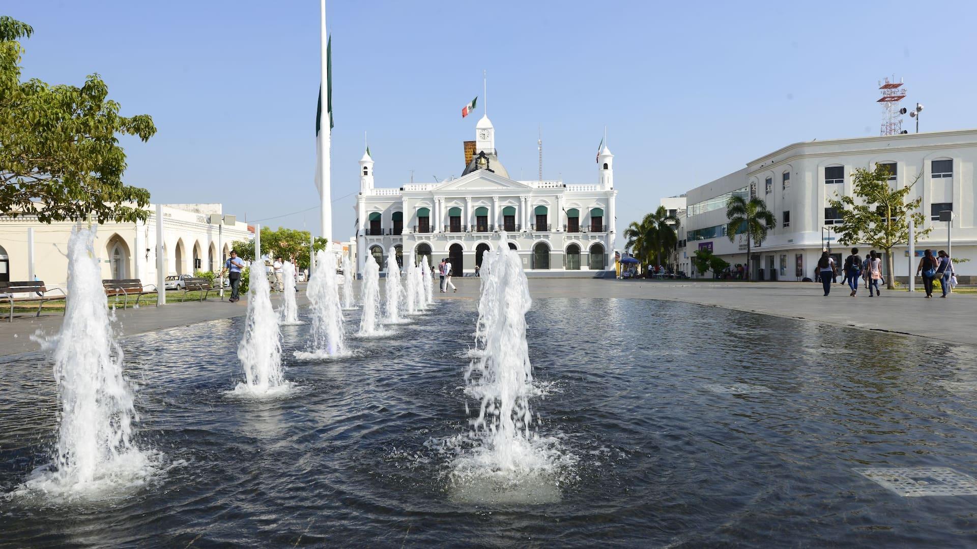 Main Square Tabasco