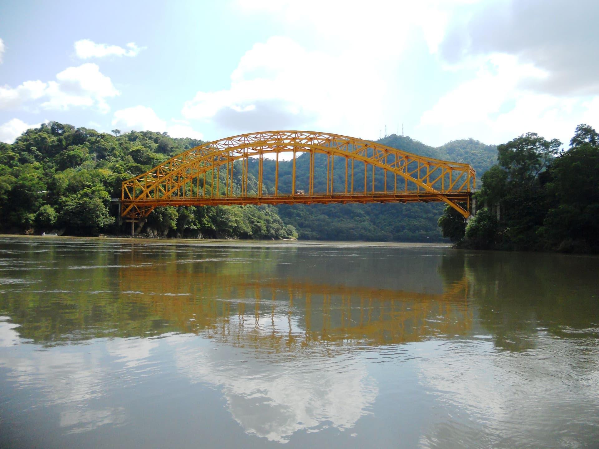 Tenosique Bridge